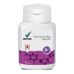Folic & Iron Plus Capsules