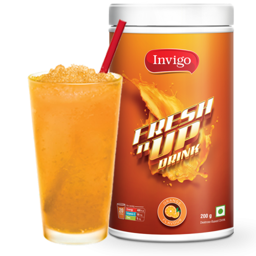 Invigo FRESHnUP Drink