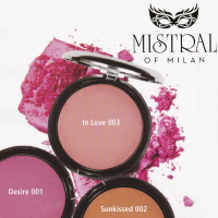Vestige Mistral of Milan Silk Glow Blush