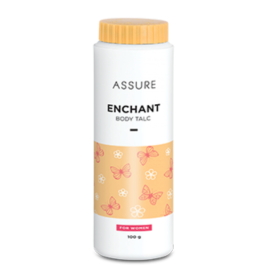Assure Enchant Body Talc