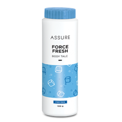 Assure Force Fresh Body Talc