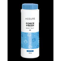 Assure Force Fresh Body Talc