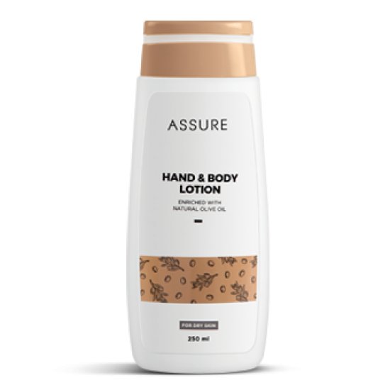 Assure Hand & Body Lotion