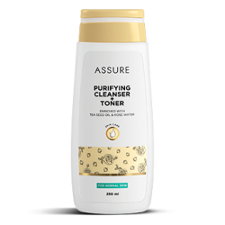 Assure Natural Clear (Cleanser + Toner)